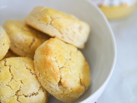Gluten-Free Southern Style Biscuits