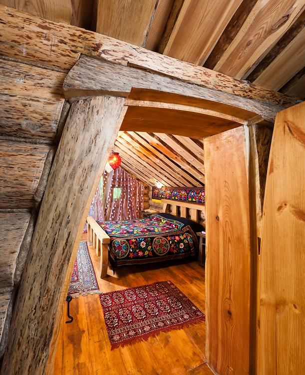 Три сестры средняя 2-й этаж спальня