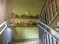 Библиотека на лестнице