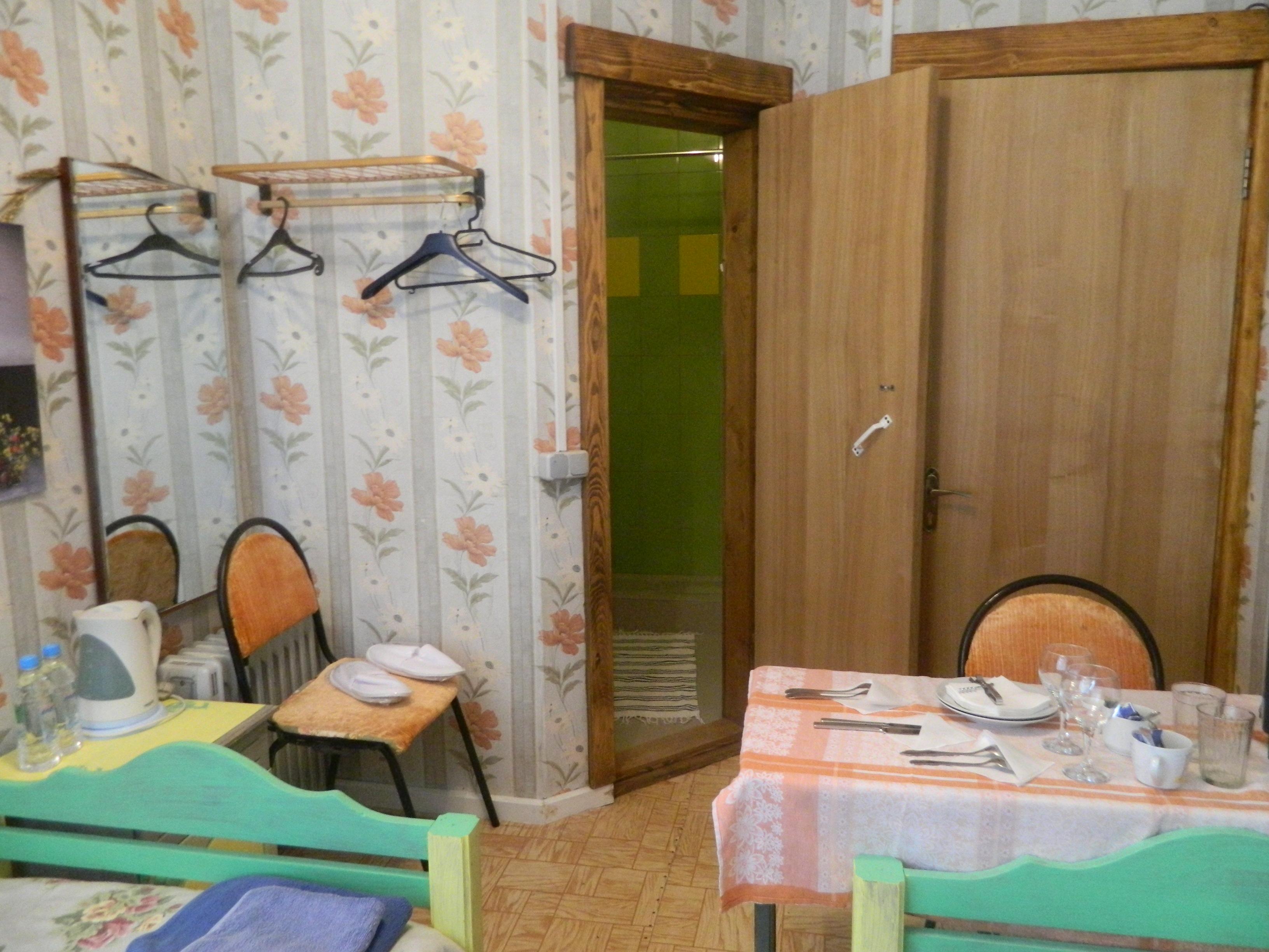 1-но комнатный двухместный
