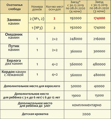 цены КАНИКУЛЫ 19-20 охот 15.10.png