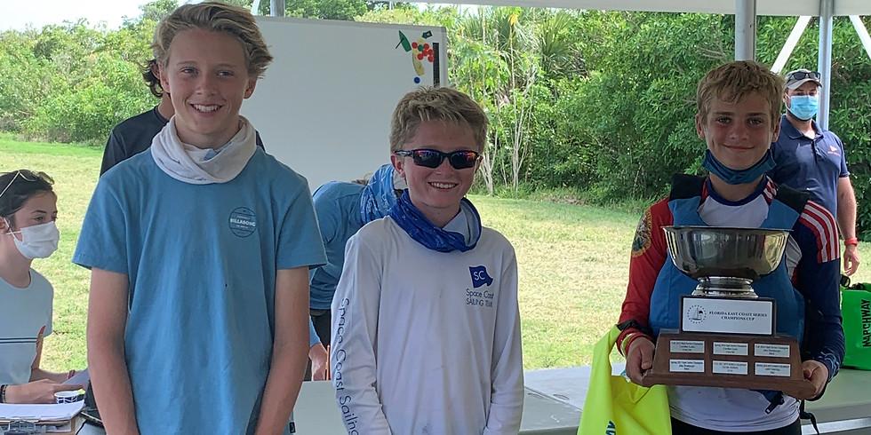 Regatta #4 - Youth Sailing Foundation of Indian River County (Vero Beach)