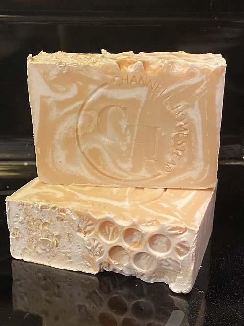 Oat n Honey Soap