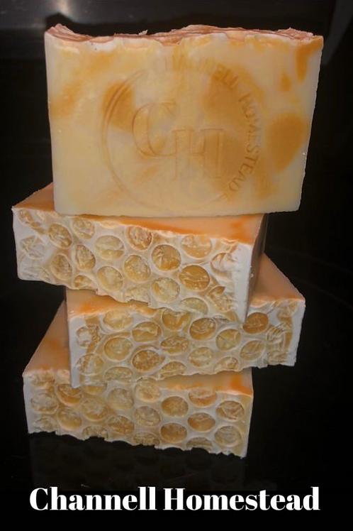 Raw Honey Soap