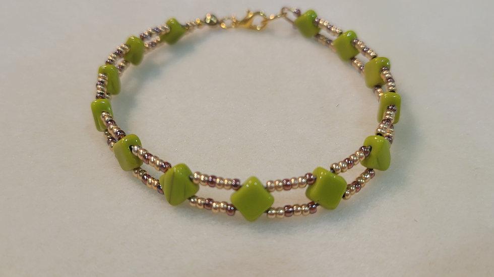 Summer bling bracelet