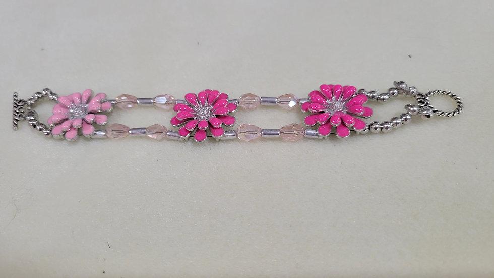 may flowers childrens bracelet