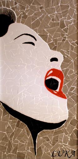 """L'urlo """"Billie Holiday"""""""
