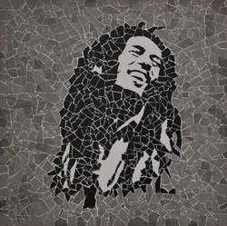 Bob Marley               Cm100x100Cm