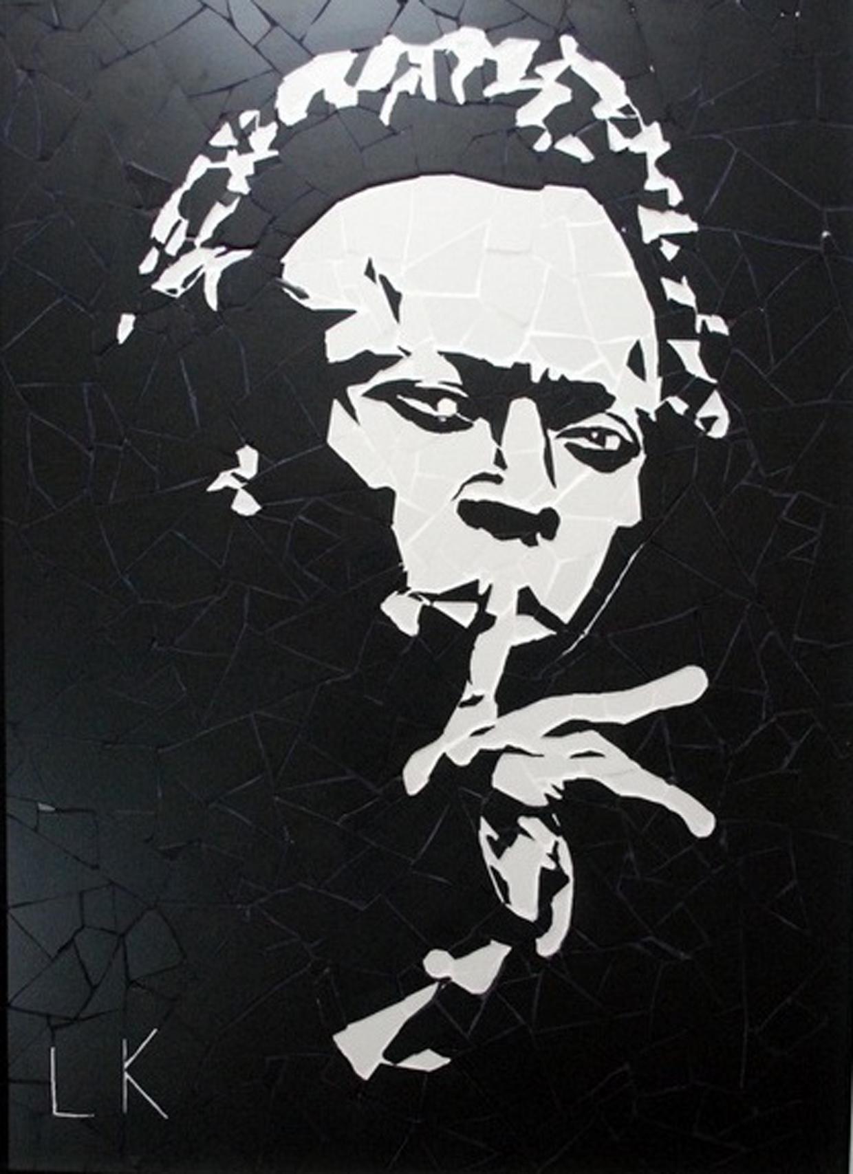 Miles Davis                Cm75x55Cm