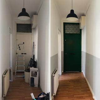 After: Hallway