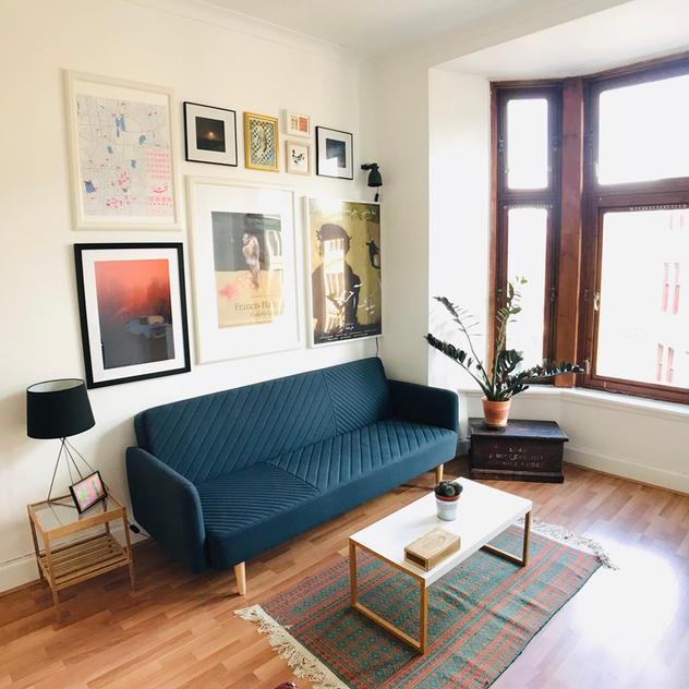 After: Livingroom