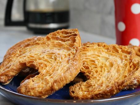 Croissant Brittle