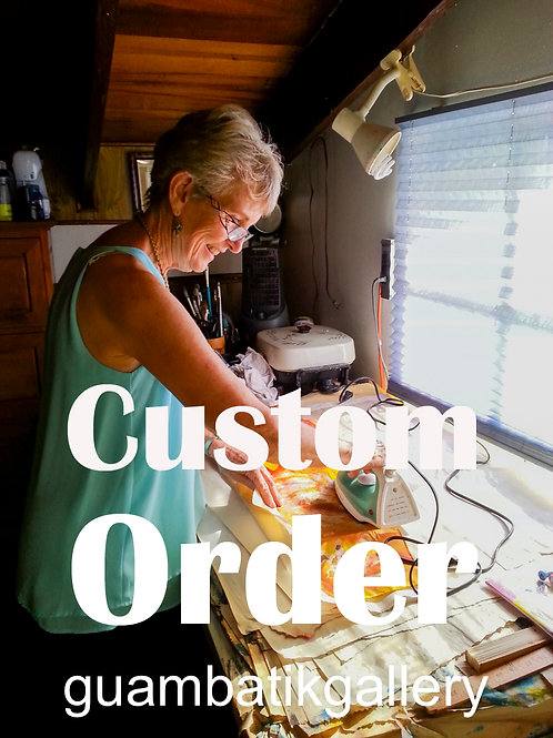 Print: Custom Order
