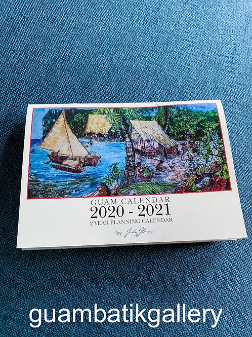 GUAM CALENDAR 2020 - 2021