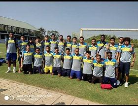 Edoofians part of football team