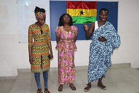 Cultural discussion - edoofians making Ghana proud