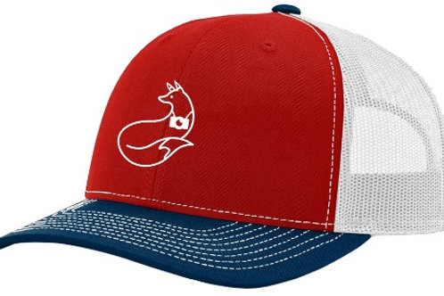 "Fox Street Imaging ""Fox logo"" Trucker Hat"