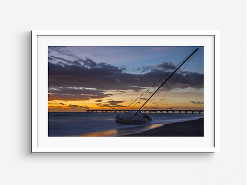 18 x 12 in Framed Print