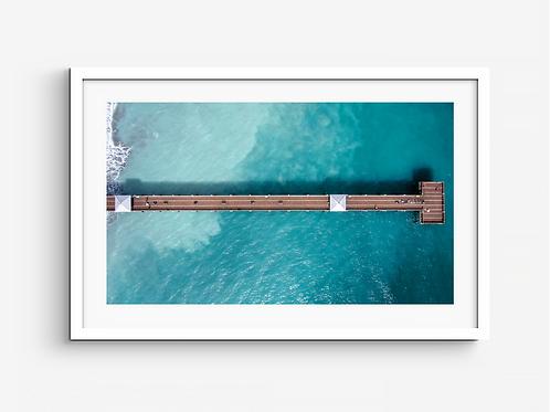 18 x 12 in Framed Print