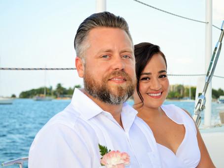 Sunsets, Sails & a Wedding ♥