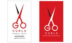 GoCurls Buisness Card