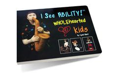 """""""I See Ability"""" Board Book Design"""