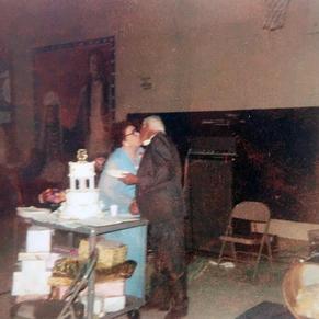 Ferol and Dewey Matt's 50th Wedding Anniversary