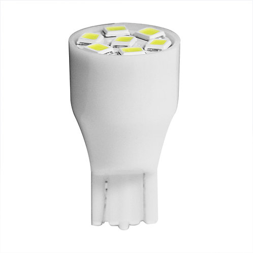 FOCO 158 7 LED BLANCO