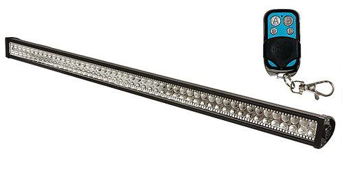 BARRA DE ALTA INTENSIDAD 100 LEDS 300W 131cm MULTICOLOR
