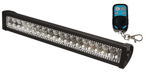 BARRA DE ALTA INTENSIDAD 40 LEDS 120W 51.9cm MULTICOLOR