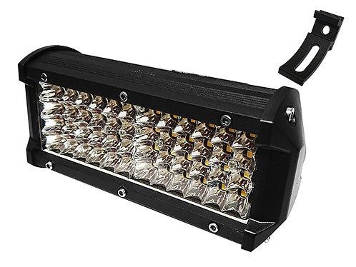 FARO DE ALTA INTENSIDAD 48 LEDS 27W CON ESTROBO
