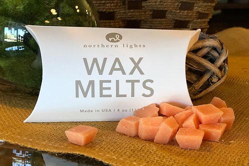 Wax Melt 4 oz Pillow Pack (Farmstand Peach)