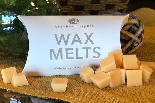 Wax Melt 4 oz Pillow Pack (Ginger Tea & Honey)