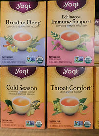 Yogi cold season teas.JPG