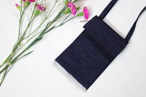 special edition denim purse