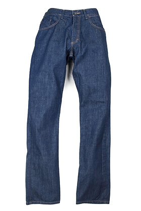 Men's 5 Pocket Indigo Traditional Stitch - DR3