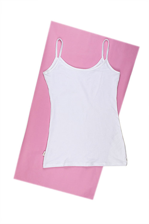 organic cotton knit camisole
