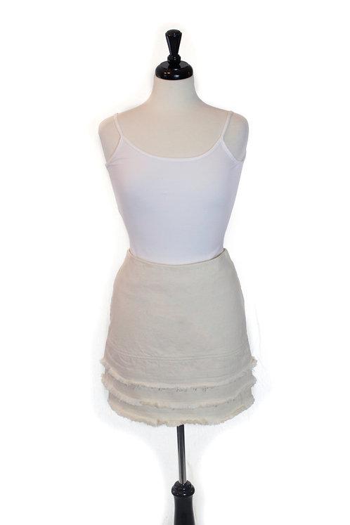 selvedge skirt