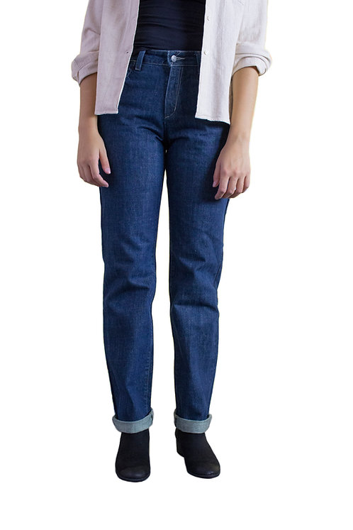 C4U relaxed fit jean- B4RX