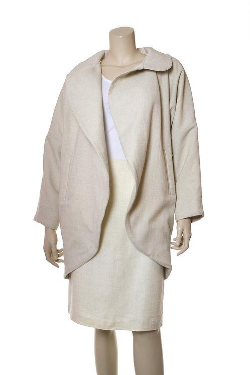 caldwell high collar coat