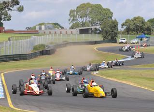 29-car field set for Australian Formula Ford round at Sandown