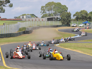 29-car field set for Australian Formula Ford round at Sandown