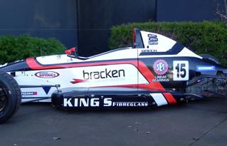Borland Racing welcomes back sponsors