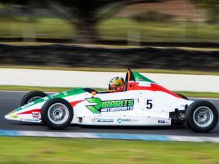 Championship wide open after Ribarits wins at Phillip Island