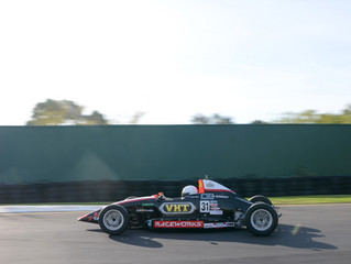 The rising star in motorsport shines in National Formula Ford Series opener