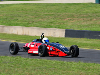 Fahey secures Australian FF1600 title while Buchan wins round on debut