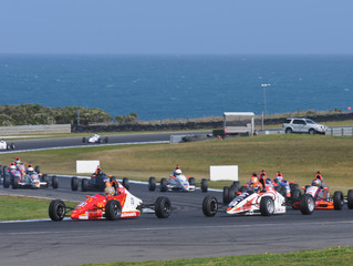 VIDAU VICTORIOUS AFTER THRILLING FORMULA FORD FINALE