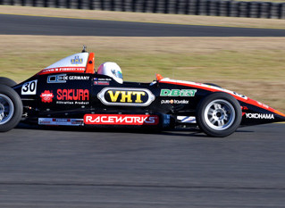 Australian Formula Ford Heads North with Bumper Grid