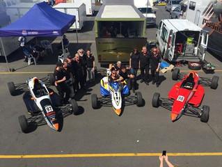 2014 Australian Formula Ford Road To Indy Series winner - Thomas Randle
