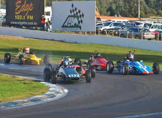 Pre-1984 Historic Formula Ford celebrated at Historic Winton